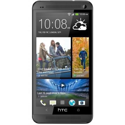 HTC One M7 802w Dual SIM (Black)