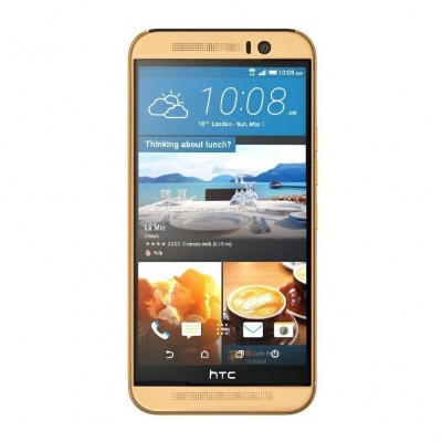 HTC One M9s (Gold on Gold)