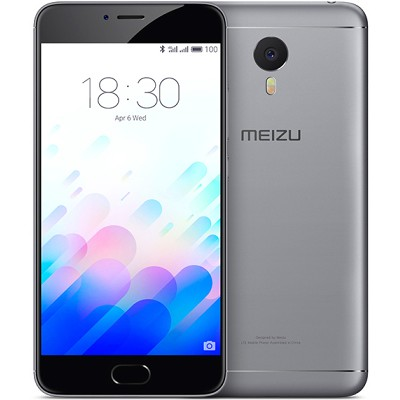 Meizu M3 Note 16GB (Gray)