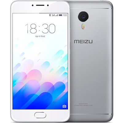 Meizu M3 Note 16GB EU (Silver-White)