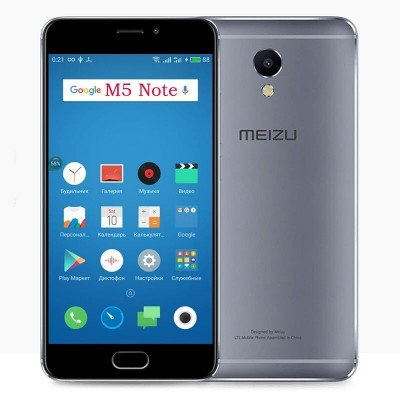 Meizu M5 Note 16GB Silver