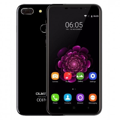 Oukitel U20 Plus Black