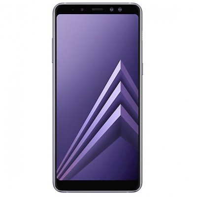 Samsung Galaxy A8  2018 Orchid Gray (SM-A730FZVD)