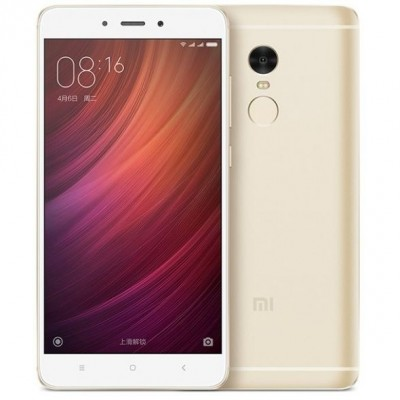 Xiaomi Redmi Note 4 3/32GB Gold Snapdragon
