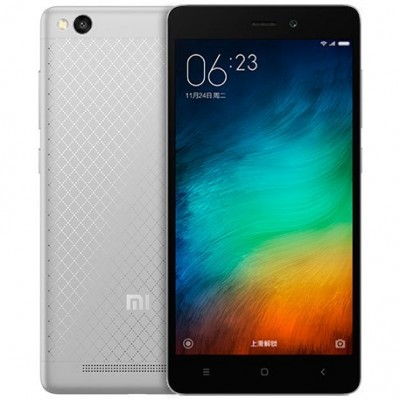 Xiaomi Redmi 3 (Fashion Dark Gray)