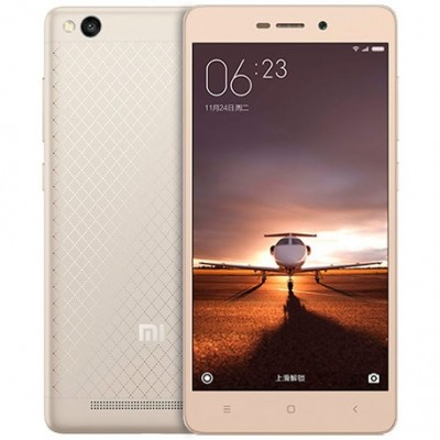 Xiaomi Redmi 3 (Fashion Gold)