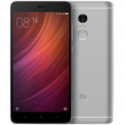 Xiaomi Redmi Note 4 4/64GB Grey Snapdragon