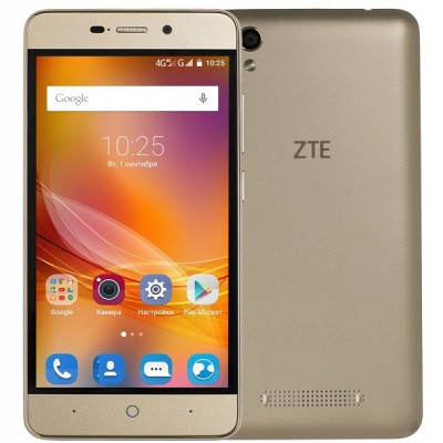 ZTE Blade X3 Gold