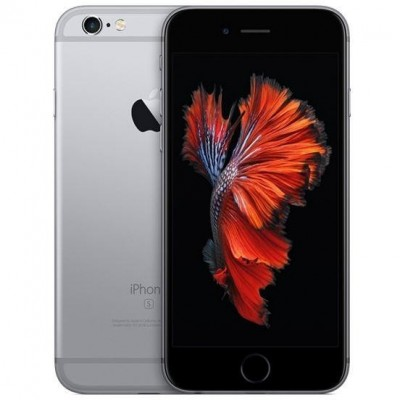 Apple iPhone 6s 16GB (Space Gray) (MKQJ2) RFB