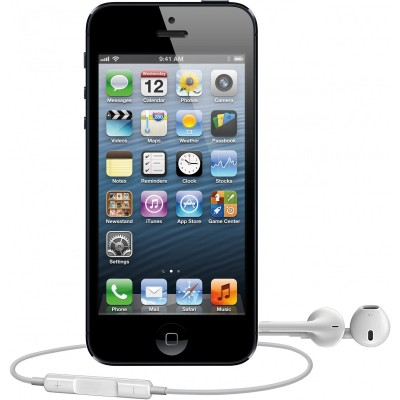 Apple iPhone 5 64GB (Black)