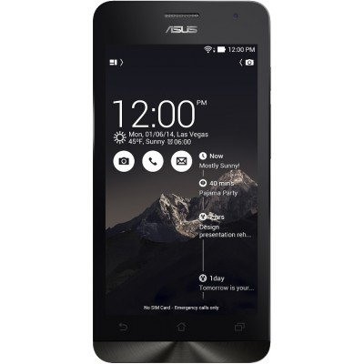 ASUS ZenFone 5 A501CG (Charcoal Black) 16 Gb