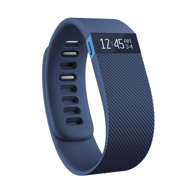 Fitbit Charge (Large/Blue)