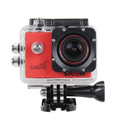 SJCAM SJ4000 Wi-Fi Red
