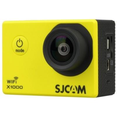 SJCAM X1000 WIFI Yellow