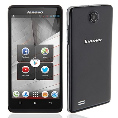 Lenovo IdeaPhone A766 (Black)