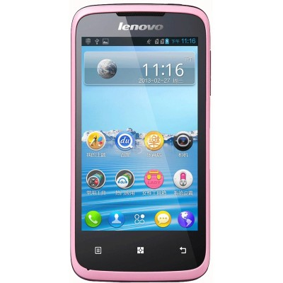 Lenovo IdeaPhone A376 (Pink)
