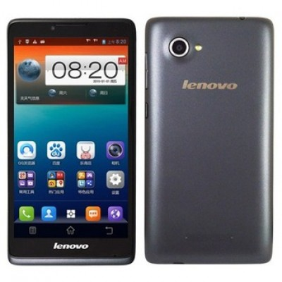 Lenovo IdeaPhone A889 (Black)