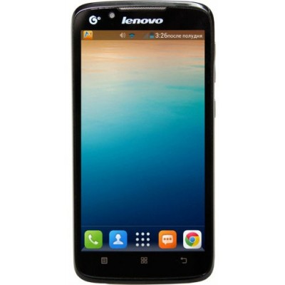 Lenovo IdeaPhone A388T (Black)