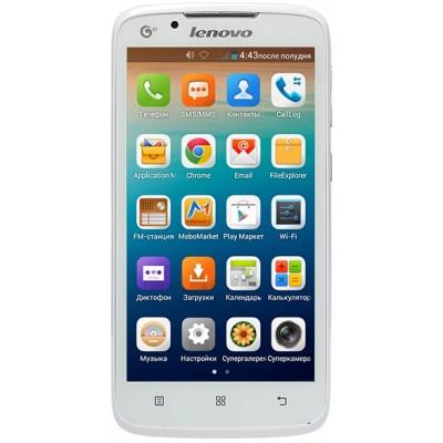 Lenovo IdeaPhone A388T (White)
