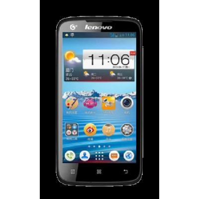 Lenovo IdeaPhone A378t (Black)