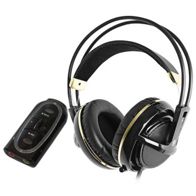 SteelSeries Siberia v2 USB Gold