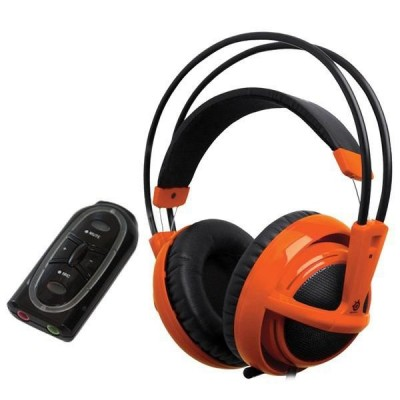 SteelSeries Siberia v2 USB Orange