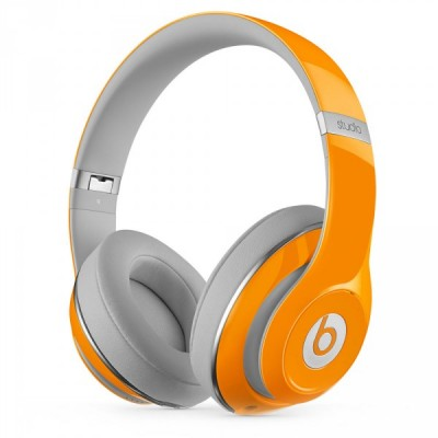 Beats by Dr. Dre New Studio v2.0 (Orange)