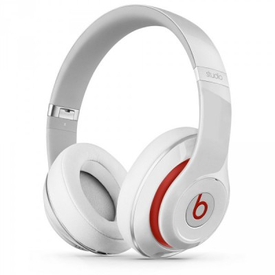Beats by Dr. Dre New Studio v2.0 (White)