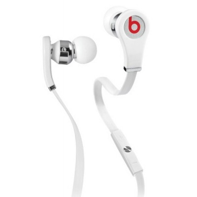 Beats by Dr. Dre Tour with ControlTalk (White)