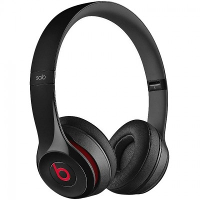Beats by Dr. Dre Solo2 Black (MH8W2)