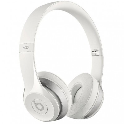 Beats by Dr. Dre Solo2 White (MH8X2)