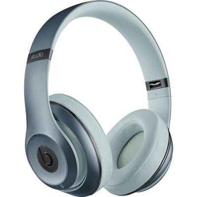 Beats by Dr. Dre Studio 2 Over-Ear Headphones Metallic Sky (MHC32)
