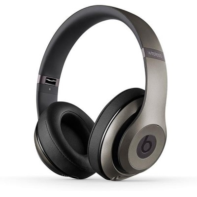 Beats by Dr. Dre Studio Wireless Titanium
