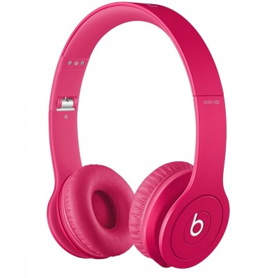Beats by Dr. Dre Solo HD Monochromatic Magenta (848447008384)
