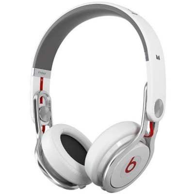 Beats by Dr. Dre Mixr (White)