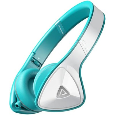 Monster DNA On-Ear (White Over Teal)