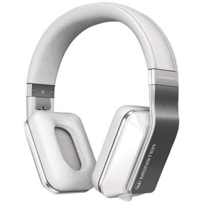 Monster Inspiration Active Noise Canceling (White)
