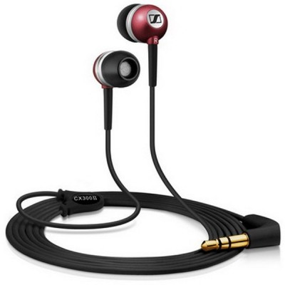 Sennheiser CX 300-II (Red)