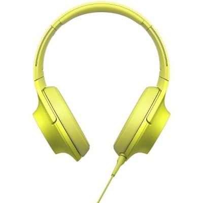 Sony h.ear on MDR-100AAP Yellow