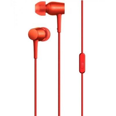Sony MDR-EX750AP Cinnabar Red