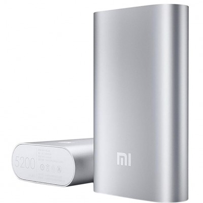 Xiaomi Power Bank 5200 mAh (NDY-02-AH)
