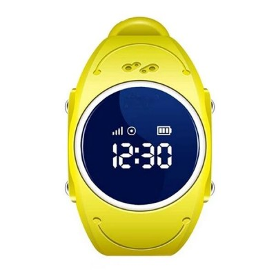 Smart Baby Q90 GPS Yellow