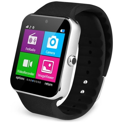 UWatch Smart (GT08) Black